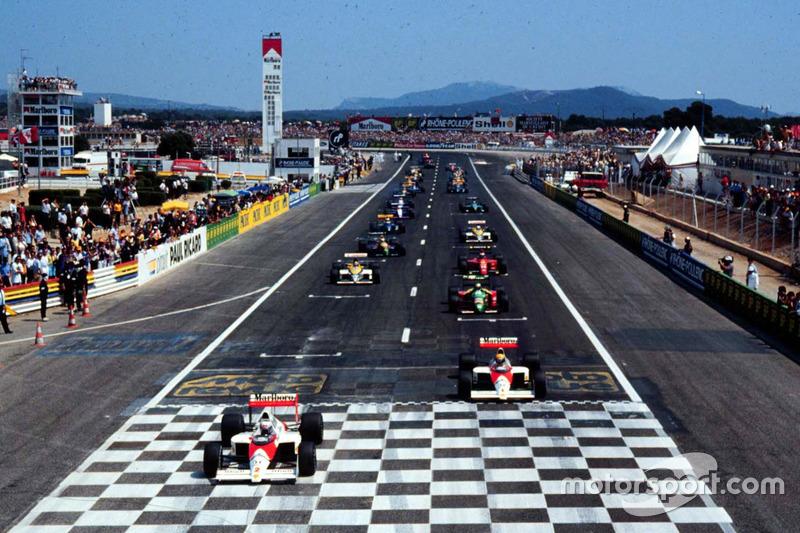 1989 Alain Prost, McLaren