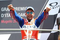Podium: Danilo Petrucci, Pramac Racing