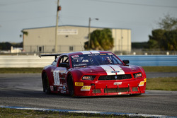 #10 TA2 Ford Mustang, Carlo Falcone, Antigua Pro Racing