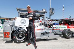 Poleman Will Power, Team Penske Chevrolet