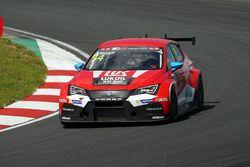 Джеймс Нэш, Lukoil Craft-Bamboo Racing, SEAT León TCR