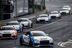 Audi TT Cup 2017, Norisring, Yannik Brandt