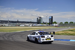 #00 TA4 Ford Mustang, James Pesek, PF/Rennsport KC Racing