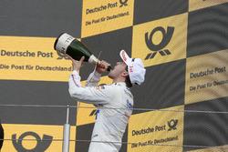Podium: Sieger Lucas Auer, Mercedes-AMG Team HWA, Mercedes-AMG C63 DTM