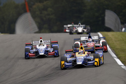 Alexander Rossi, Curb Herta - Andretti Autosport Honda, Takuma Sato, Andretti Autosport Honda, Carlo