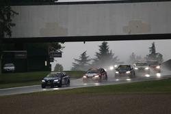 La partenza di Gara 2