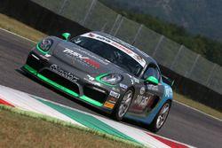 Maino-Arrigosi, Ebimotors, Porsche Cayman GTS