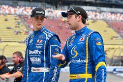 Austin Cindric, Brad Keselowski Racing Ford, Chase Briscoe, Brad Keselowski Racing Ford