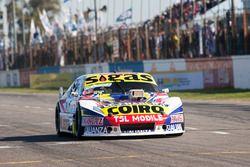 Martin Serrano, Facundo Della Motta, Alonso Etchebest, Coiro Dole Racing Chevrolet
