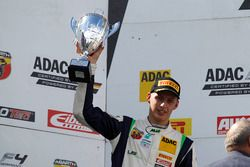 Podium: second place Kim-Luis Schramm, US Racing
