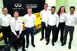 2016 INFINITI Engineering Academy winners