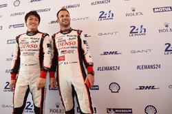 Yuji Kunimoto, Nicolas Lapierre, Toyota Gazoo Racing