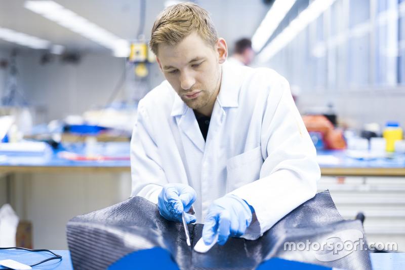 Fabricación fibra de carbono