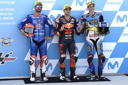 Mattia Pasini, Italtrans Racing Team, Miguel Oliveira, Red Bull KTM Ajo, Alex Marquez, Marc VDS