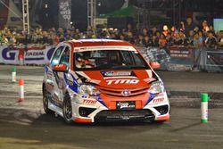 Toyota Etios Valco, Toyota Team Indonesia