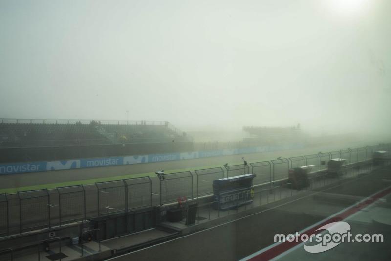 Niebla sobre Motorland
