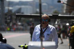 Jo Bauer, delegado técnico FIA