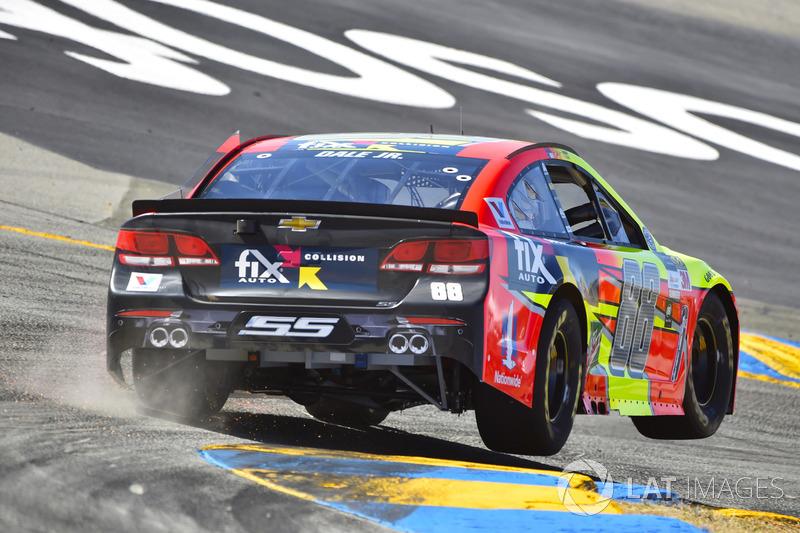 3. Dale Earnhardt Jr., Hendrick Motorsports Chevrolet