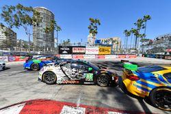 #86 Michael Shank Racing, Acura NSX: Oswaldo Negri Jr., Jeff Segal