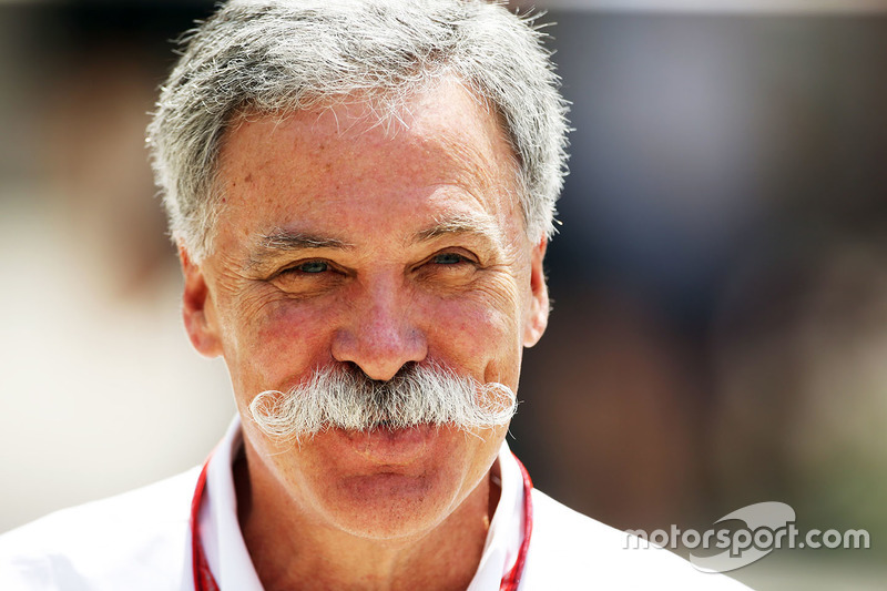 1. Chase Carey