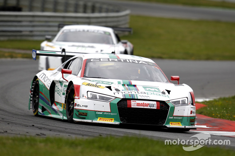 #1 Montaplast by Land-Motorsport, Audi R8 LMS