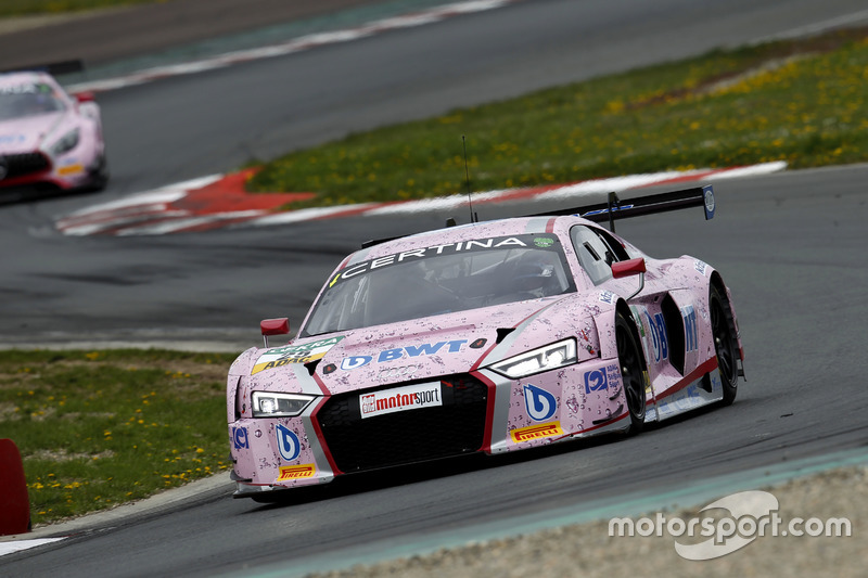 #25 BWT Mücke Motorsport, Audi R8 LMS