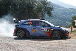 Тьерри Невилль и Николя Жильсуль, Hyundai i20 Coupe WRC, Hyundai Motorsport
