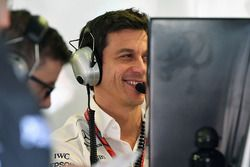 Toto Wolff, Direttore del Motorsport Mercedes AMG F1 W08