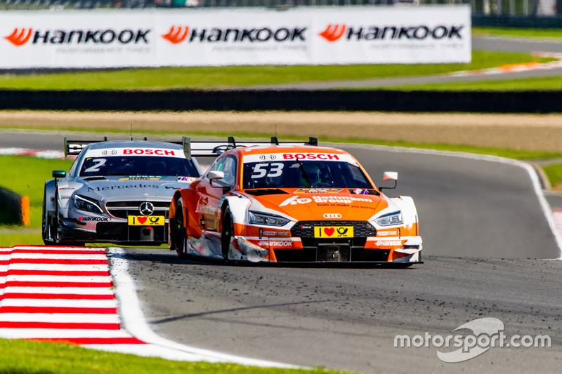 Джейми Грин, Audi RS5 DTM, Гэри Паффет, Mercedes-AMG C 63 DTM
