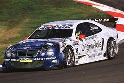 Marcel Tiemann, Mercedes Benz CLK