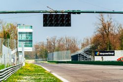 L'ambiance sur l'Autodromo Nazionale Monza