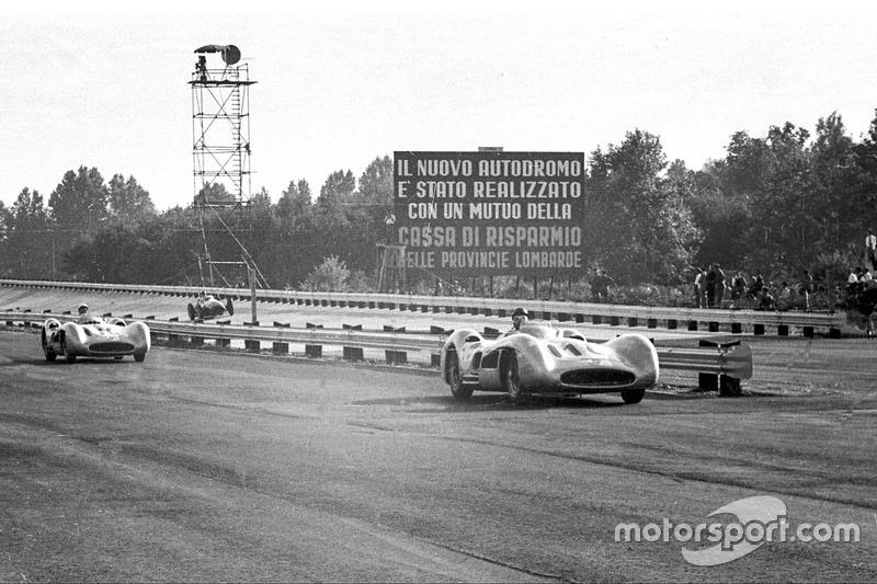 9 GP de Italia 1955