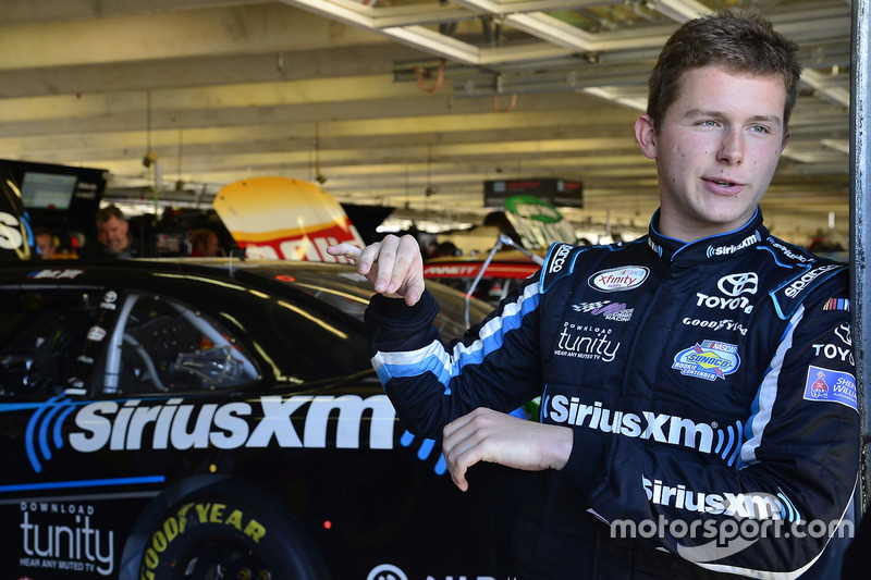 Matt Tifft, Joe Gibbs Racing, Toyota