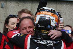 Third place Adam Morgan, Ciceley Motorsport with Mac Tools Mercedes Benz A-Class