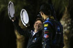 Podium: Wayne Taylor, Wayne Taylor Racing
