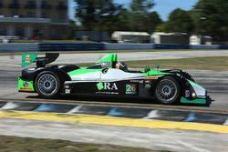#26 BAR1 Motorsports, Oreca FLM09: Marc Drumwright, Chapman Ducote, Gustavo Yacaman, Colin Thompson