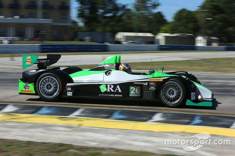 1. PC: #26 BAR1 Motorsports, Oreca FLM09