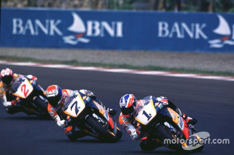 1997 - Mick Doohan, Honda