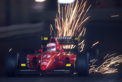 Funkenflug: Jean Alesi, Ferrari F92A