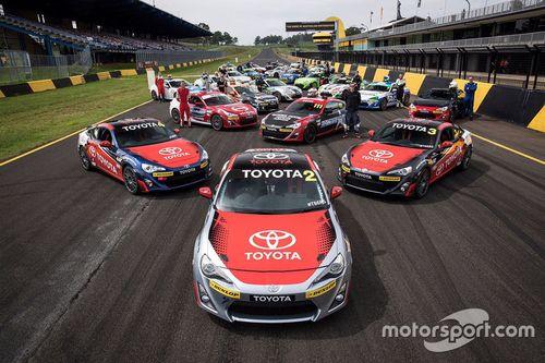 Toyota 86 Sydney testi