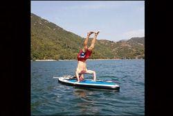 Romain Grosjean, vacaciones