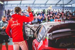 Андреас Миккельсен, Citroën World Rally Team