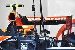 McLaren MCL32, Heck