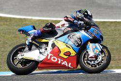 Alex Marquez, Marc VDS, almost crashing