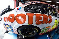 El coche de Chase Elliott, Hendrick Motorsports Chevrolet