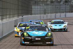 Nick Jones, Scott Malvern, Team Parker Racing, Porsche Cayman GT4 Clubsport MR