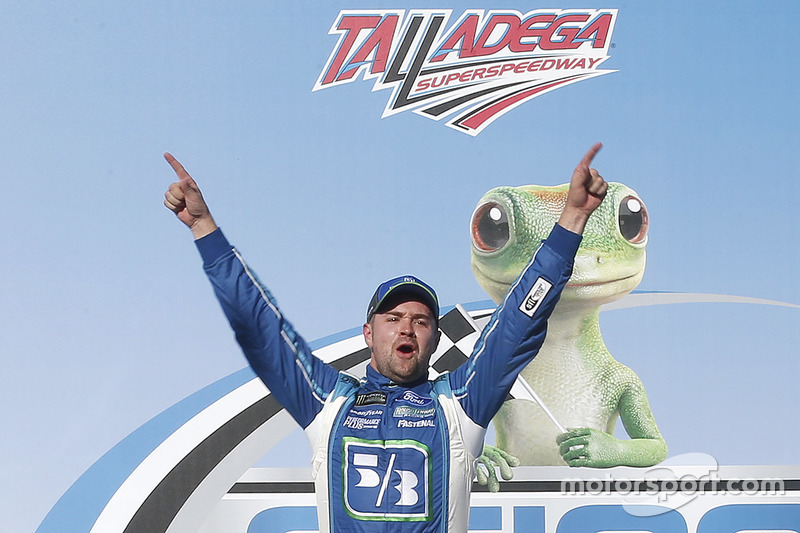 Talladega (Alabama): Ricky Stenhouse (Roush-Ford)