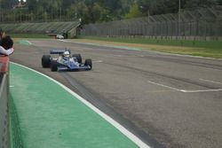 Williams FW07 Руперта Кигана, Penthouse Rizla Racing