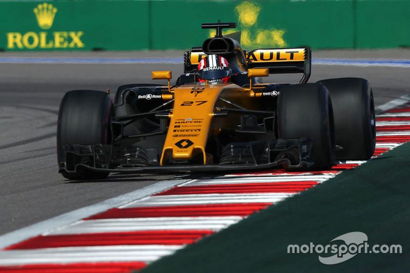 Renault Sport F1: US$ 52 milhões