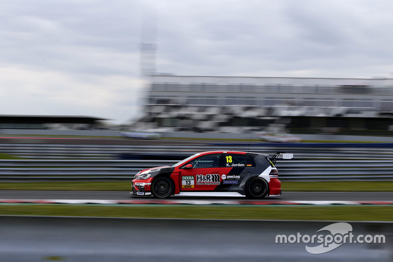 Kai Jordan, Racing One, VW Golf GTI TCR
